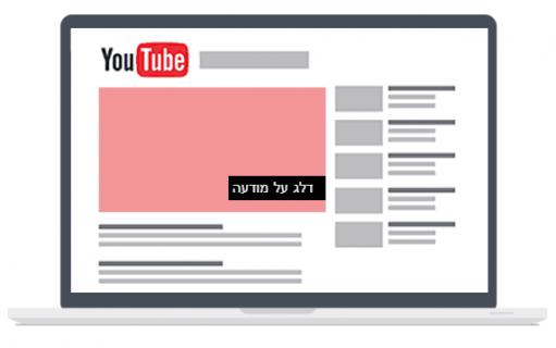 שירותי פרסום ביוטיוב (קמפיין ביוטיוב) של שיווקנט
